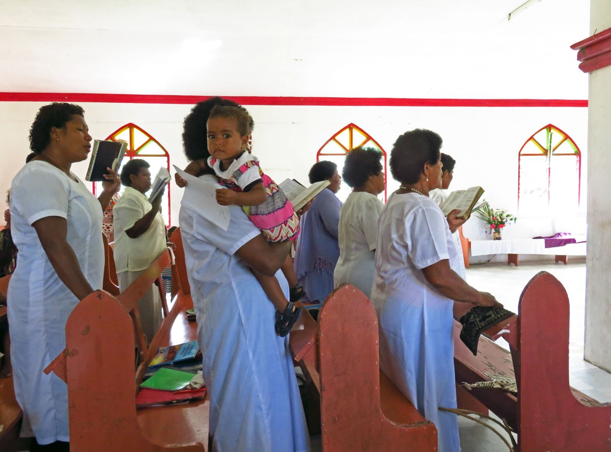 10. Bukama Village church choir