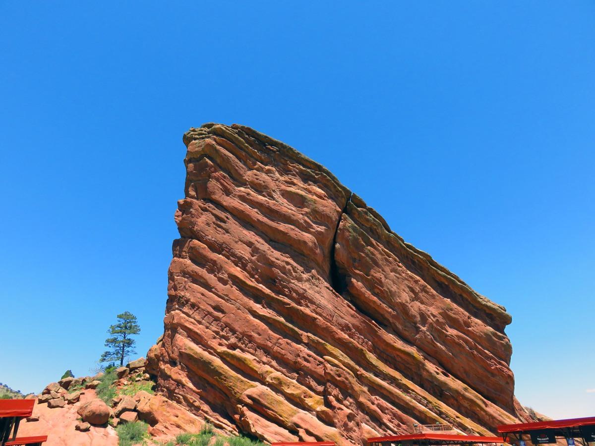 11. Red Rocks Amphitheatre