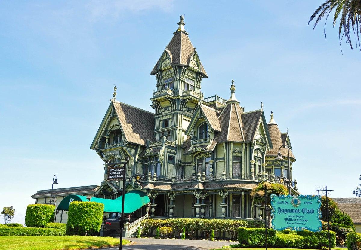 12. Carson's Mansion