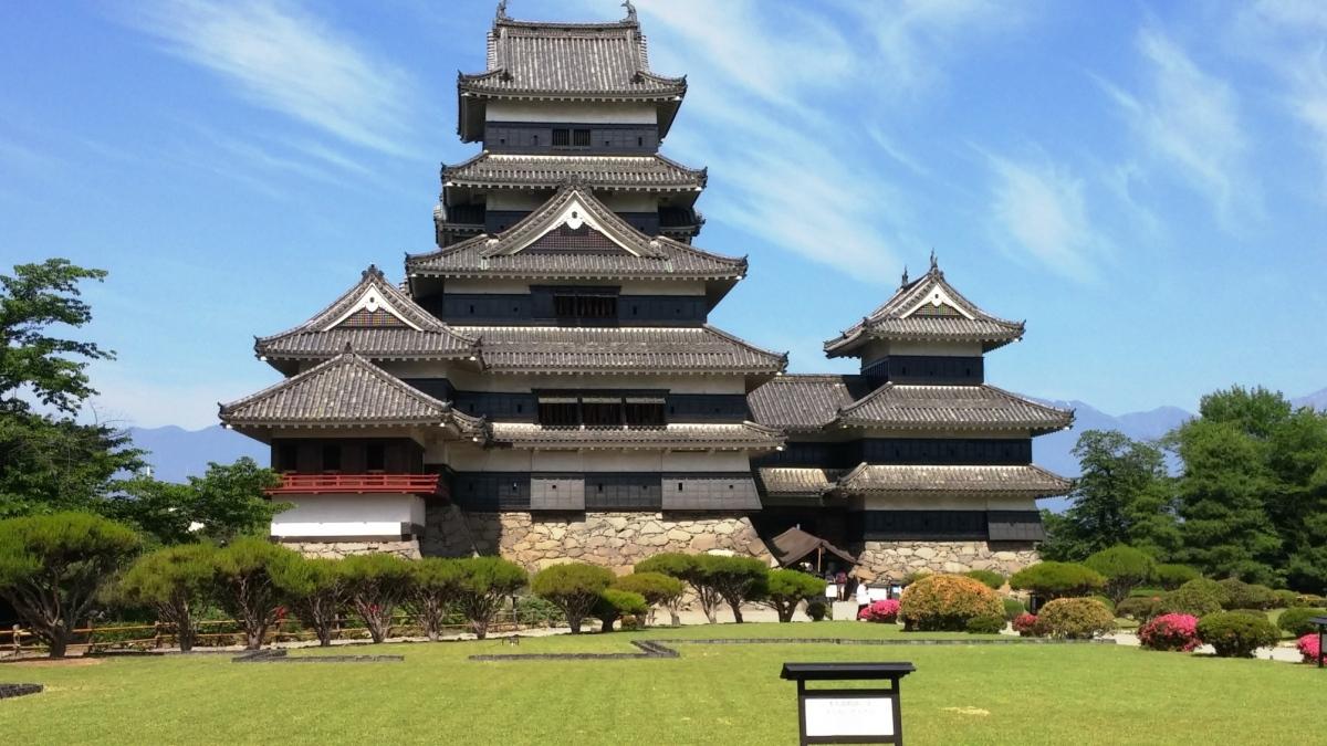 2. Matsumoto Castle