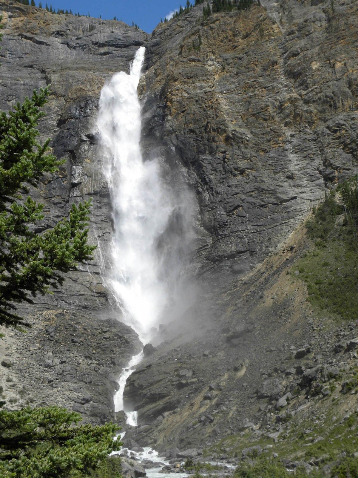2 Yoho Takkakaw Falls SMALL