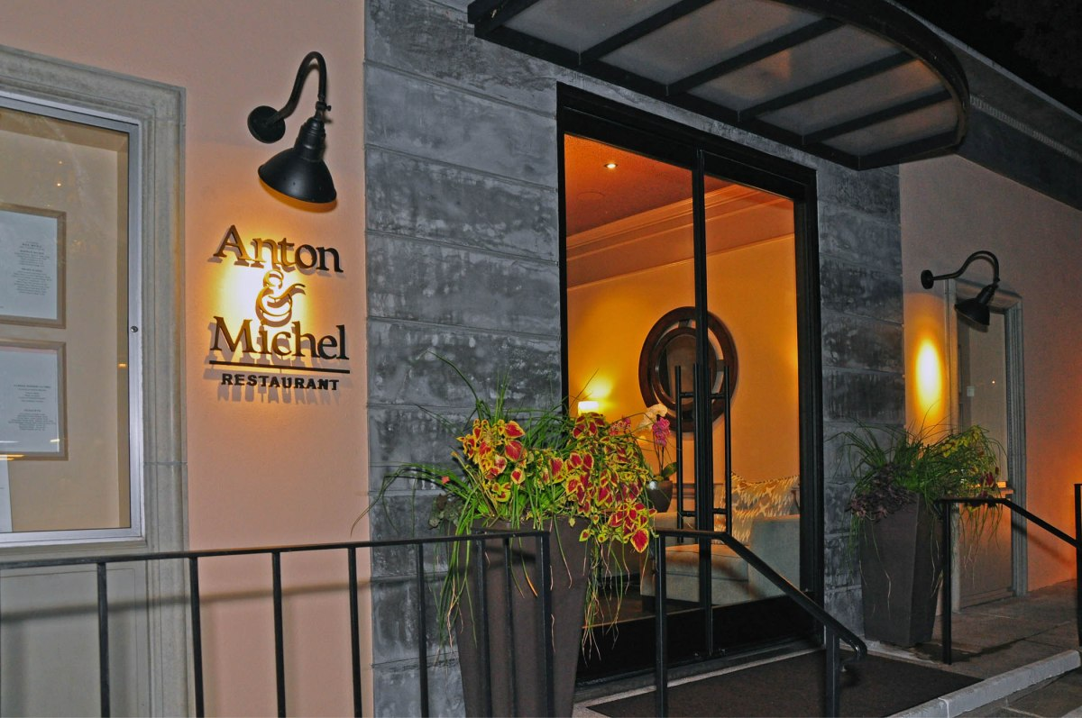 3. Anton and Michel