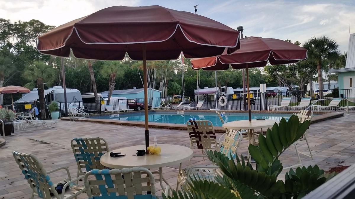3 Marco island koa pool