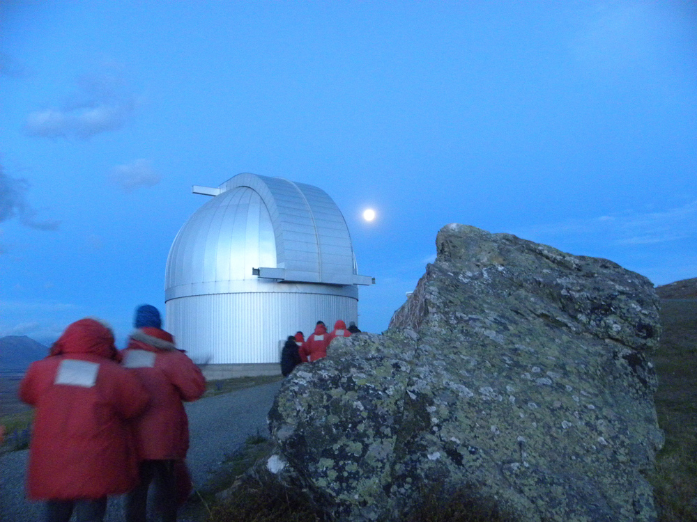 3 mt john observatory tour 450K