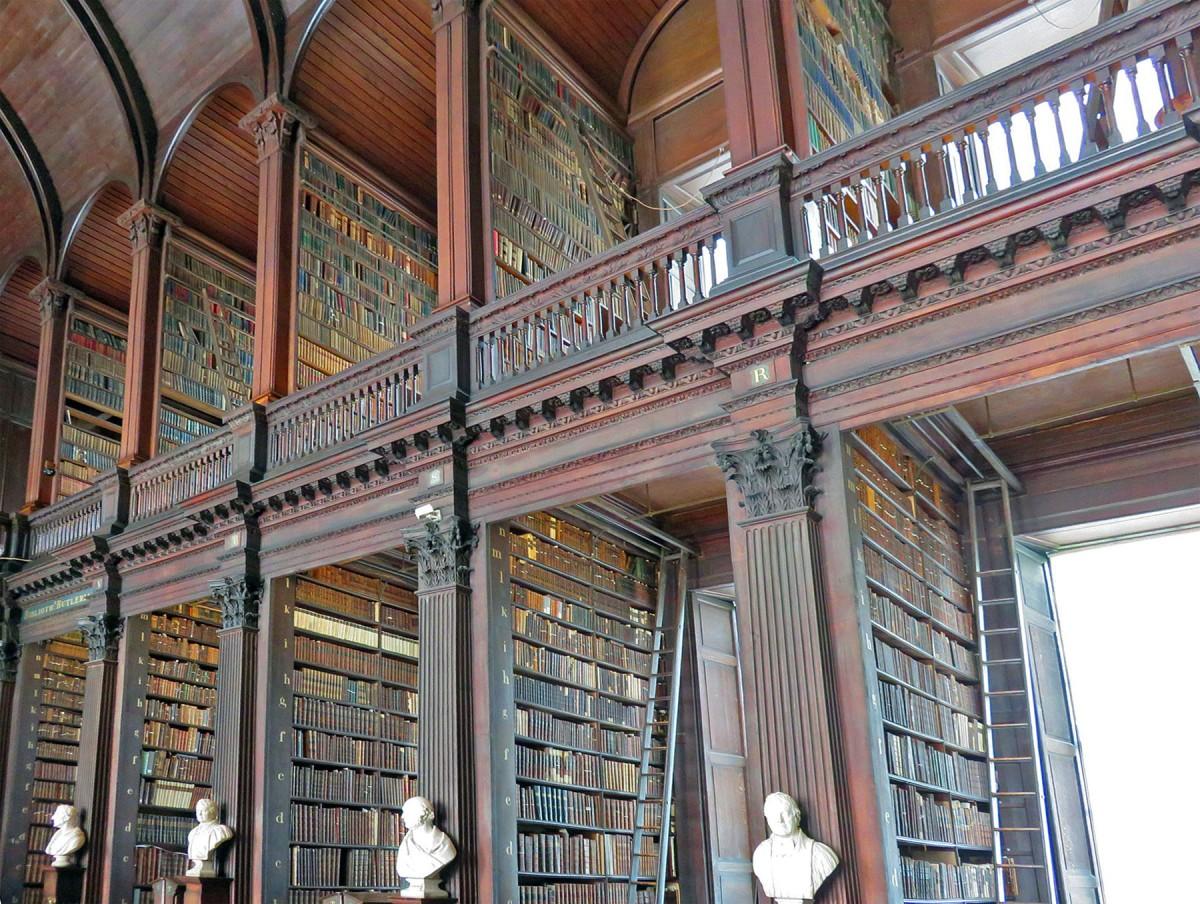 3. Trinity Library
