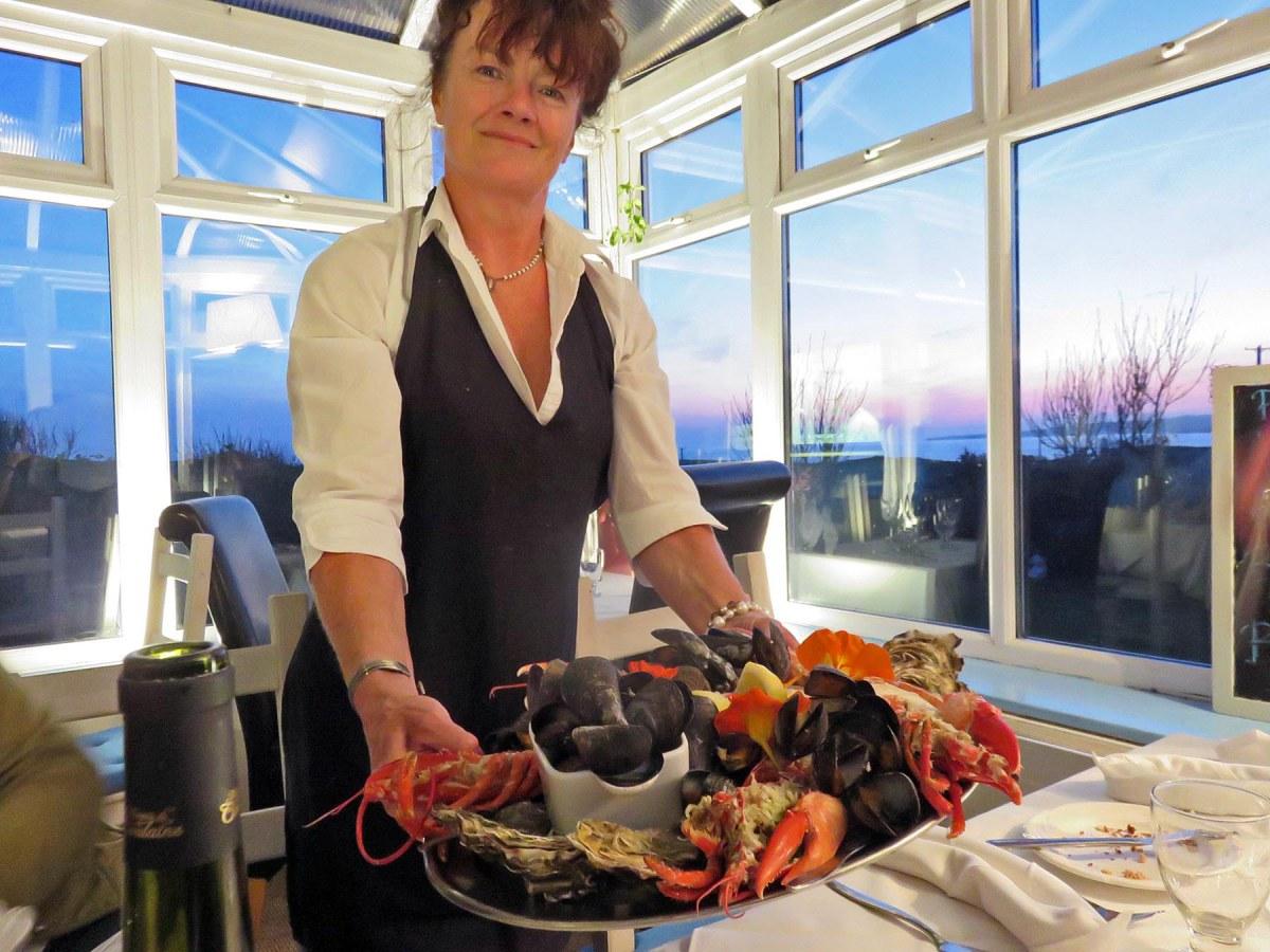 4. Barrtra Seafood