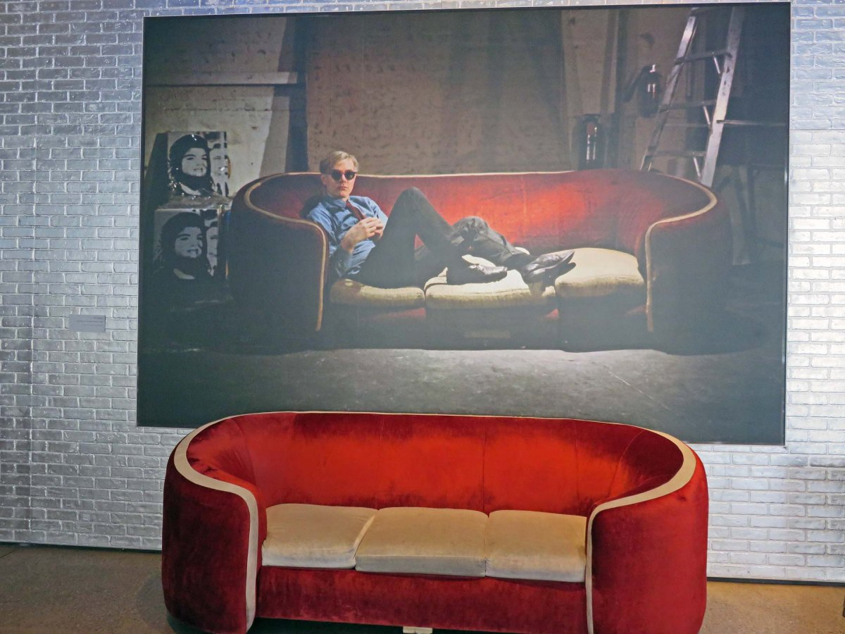 5. Andy Warhol Museum