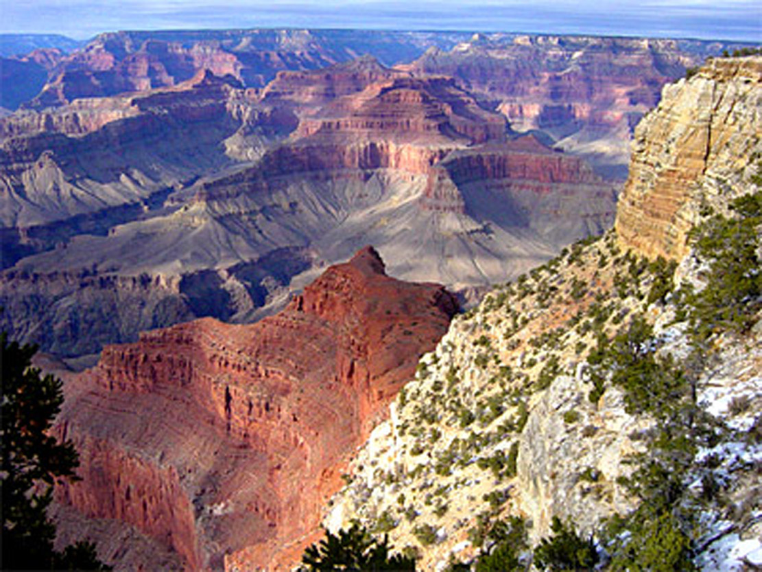 5   grand-canyon from south rim