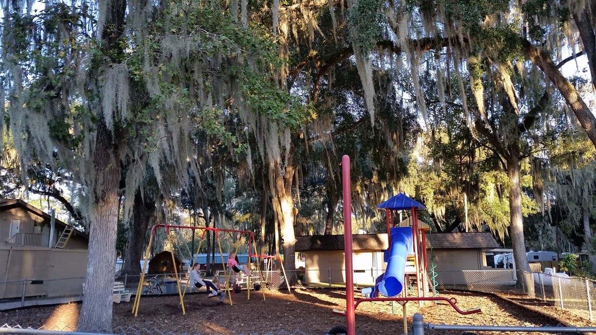 5 playground titusville koa
