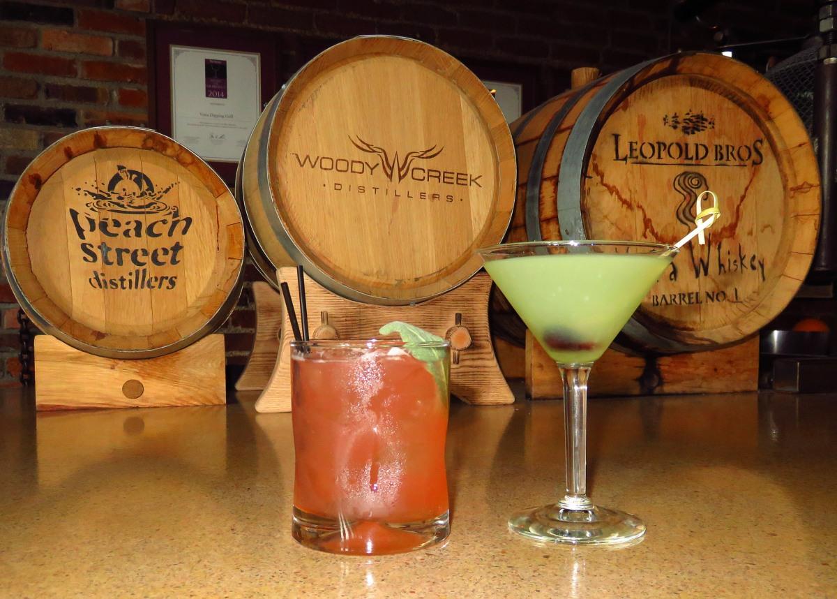 6. Cocktails in Vesta