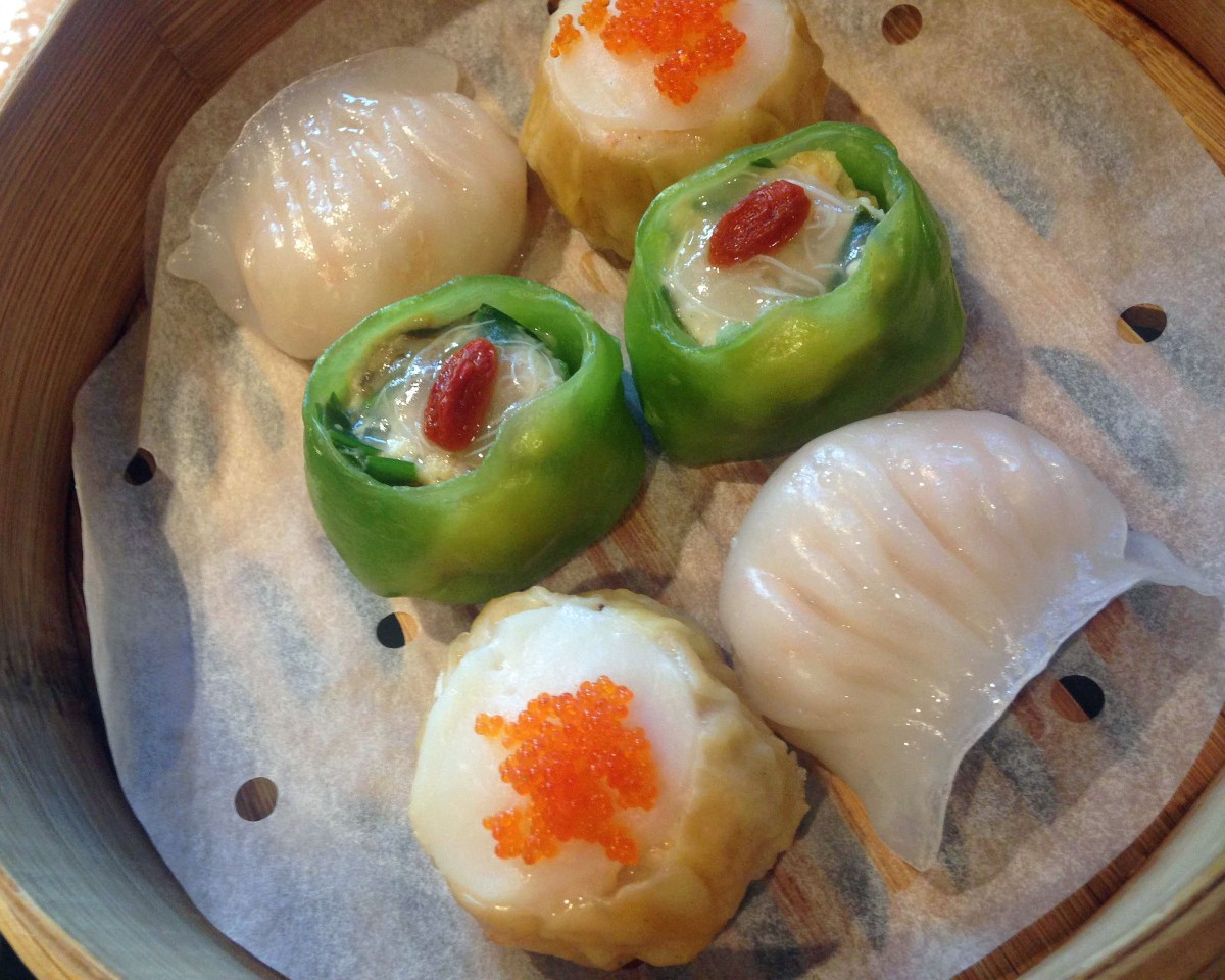 6. Dumplings