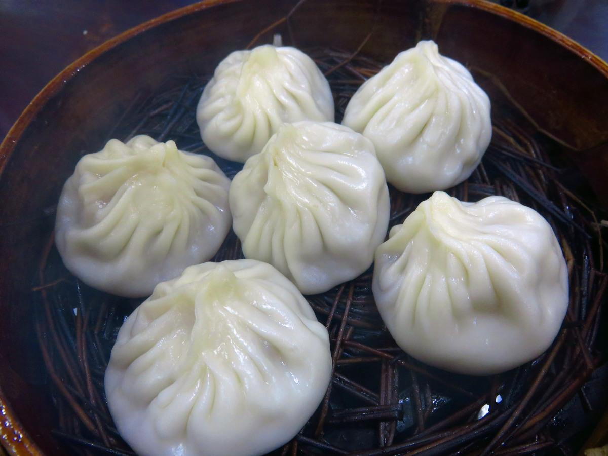 6. Shanghai dumplings