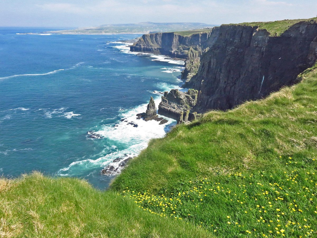 7. Cliffs of Moher