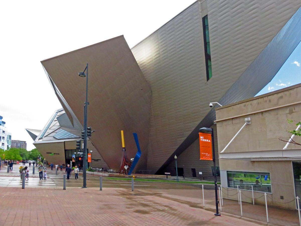 7. Denver Art Museum