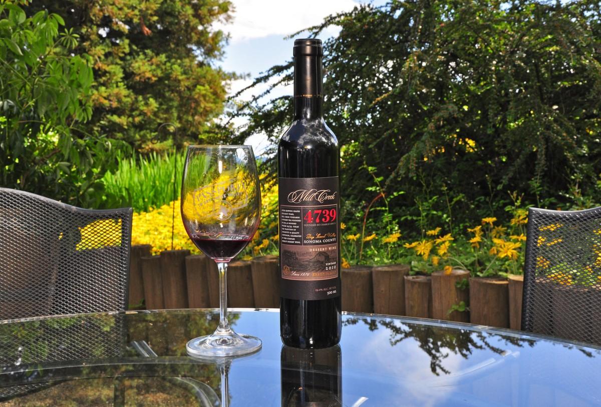 8. Mill Creek Winery