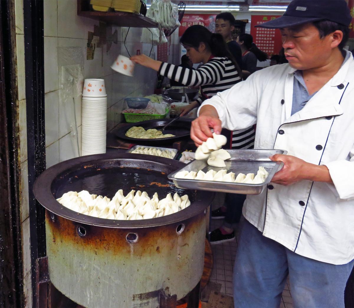 8. Street food