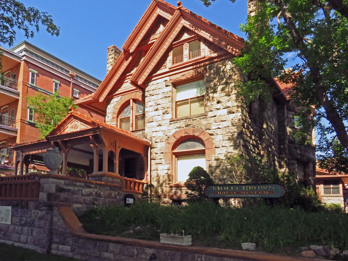 9. Molly Brown House