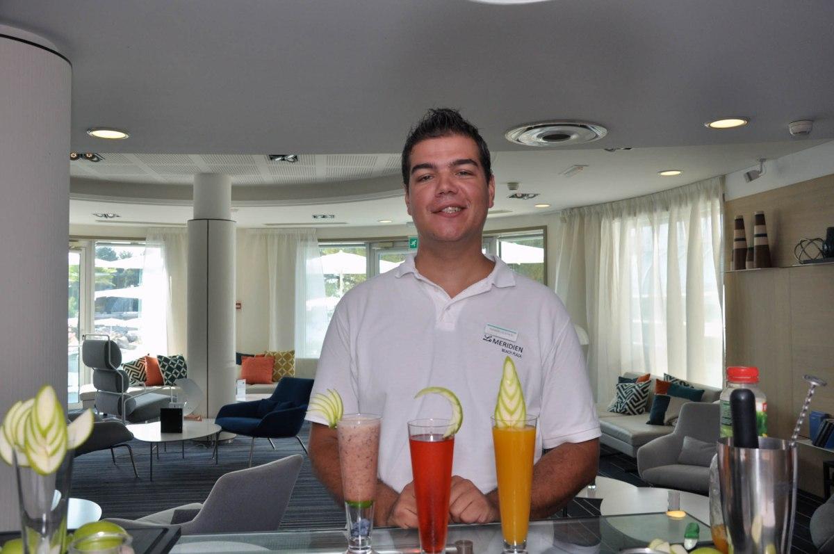 Head bartender