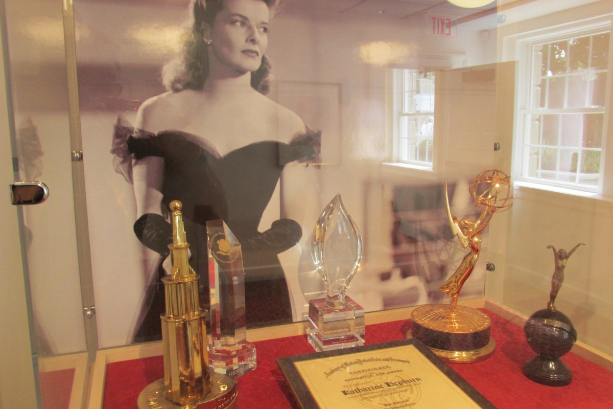 Katharine Hepburn Oscar for African Queen