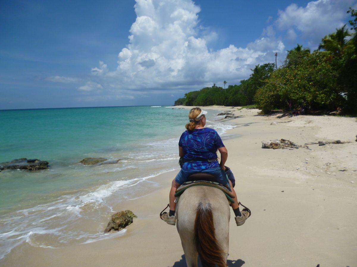 Jill on the Beach_#4 Linda Balloiu