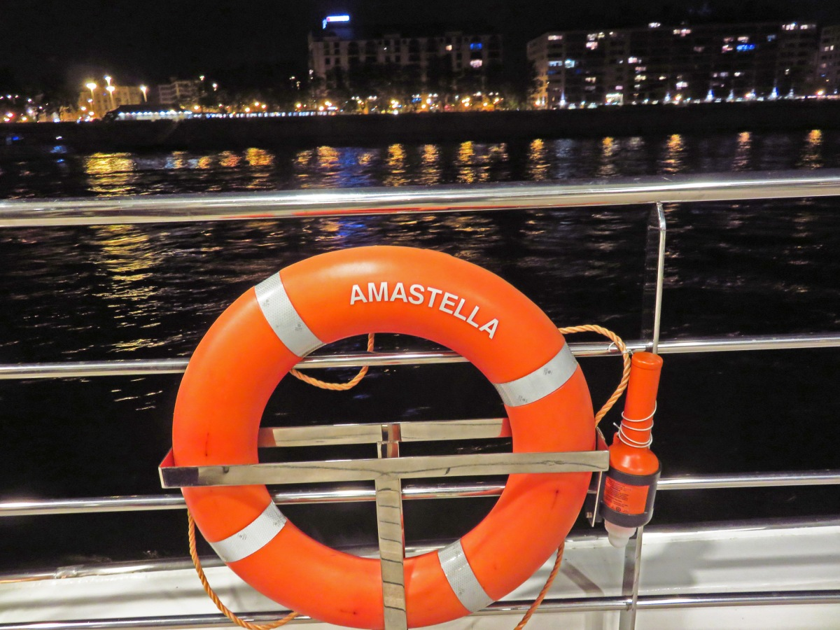 Lifesaver on AmaStella