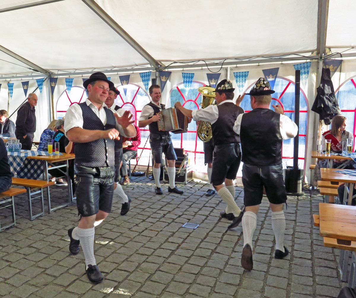 Octoberfest in Vilshofen