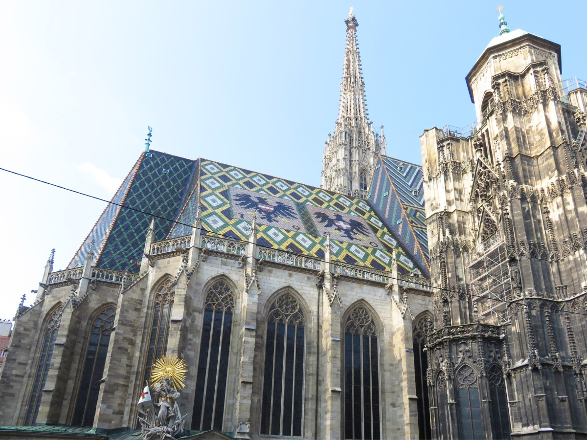 St. Stephen Cathedral in Vienna