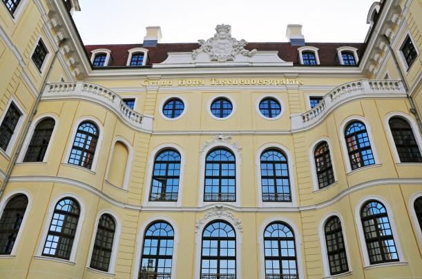 Kempinski hotel in Dresden