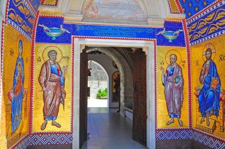6. Kykkos monastery