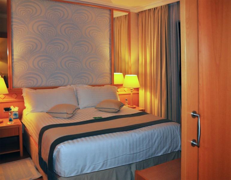 Asimina hotel room