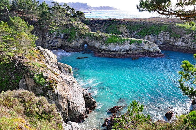 1. China Cove Point Lobos