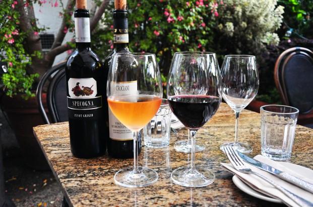 5. La Balena wine