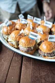 Summit reception impossible burger