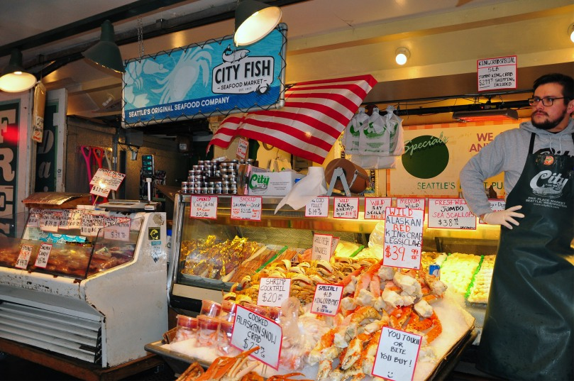 5. Pike Place Market