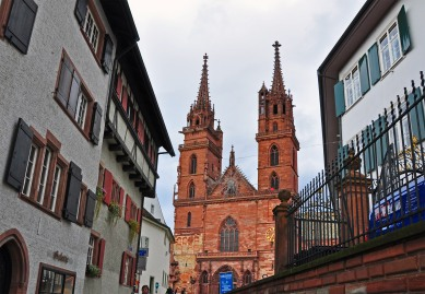 5. Basel Cathedral