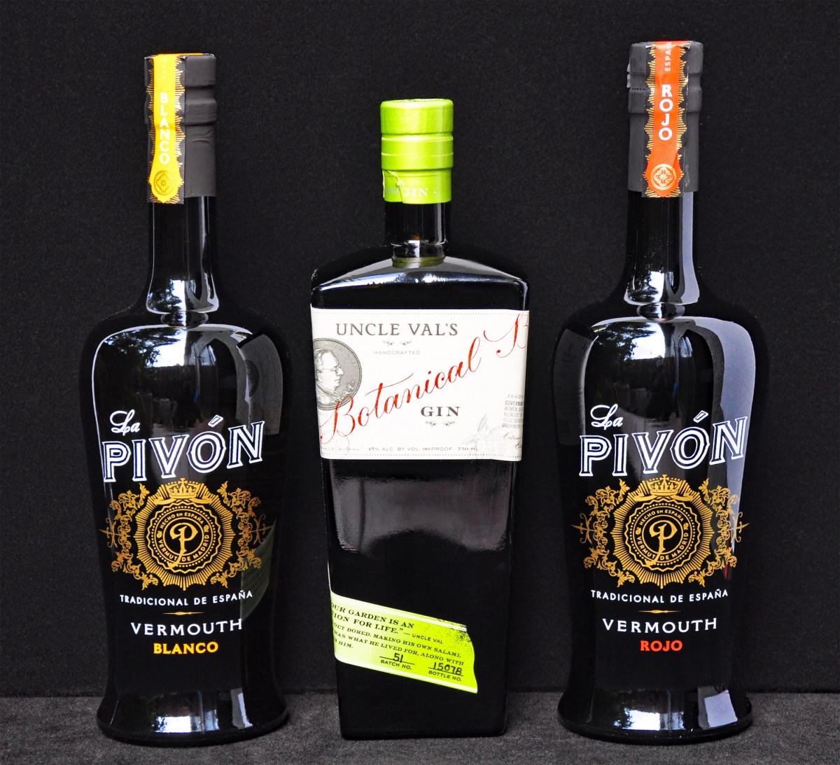 3. La Pivon and Uncle Vals