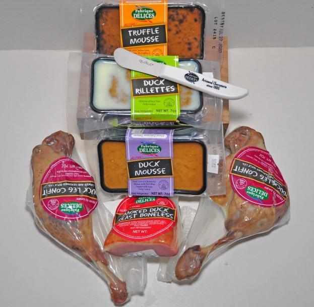 4. Fabrique Delices duck
