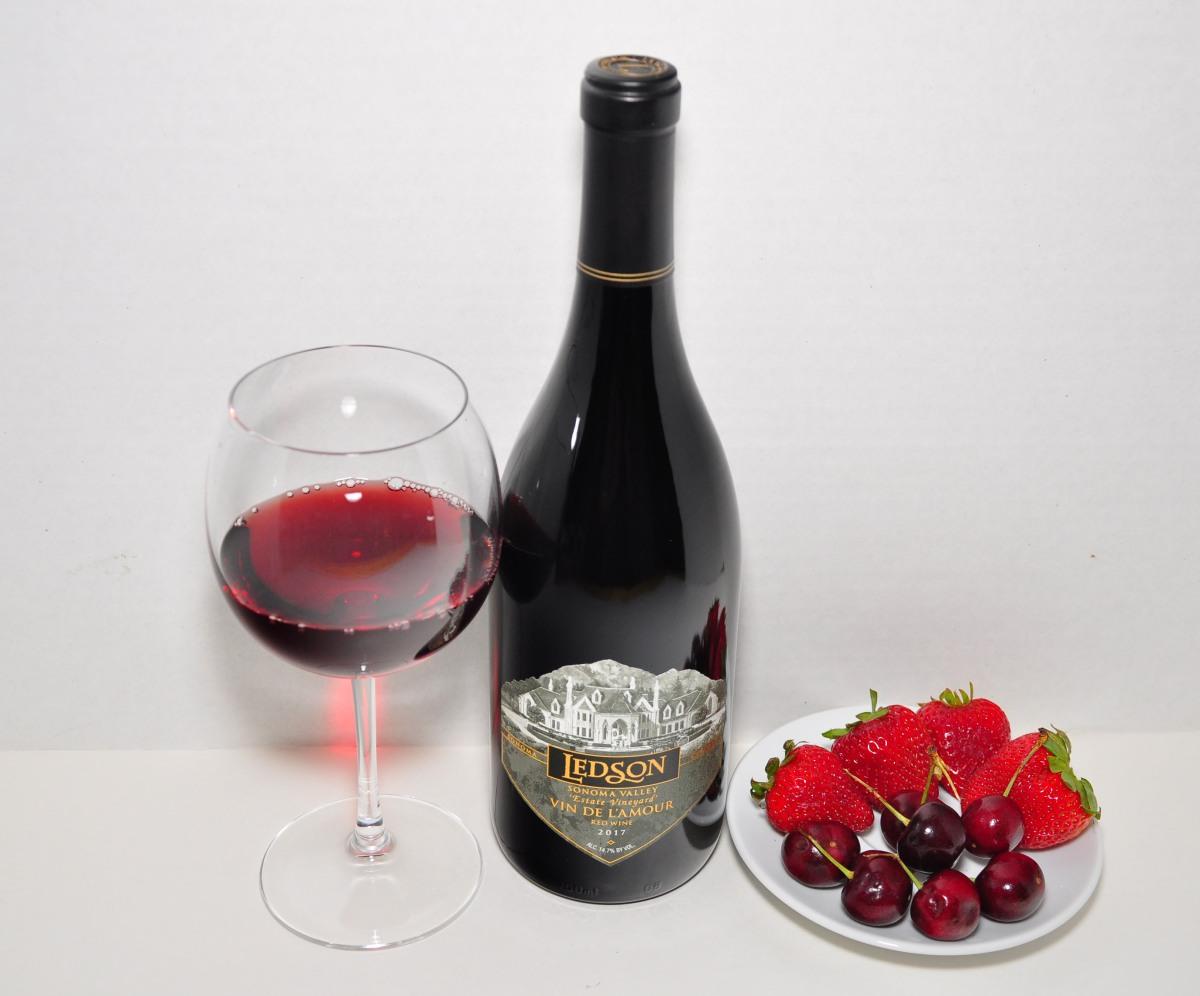 5. Ledson wine of love