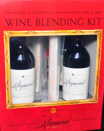 6. Raymond Wine Blending Kit